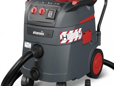 Aspirator cu scuturare automata a filtrelor iPulse H-1635 Safe Plus | Starmix