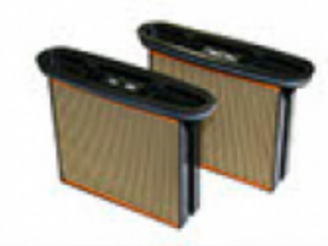 Filtru pentru aspirator FK 4300 | Starmix