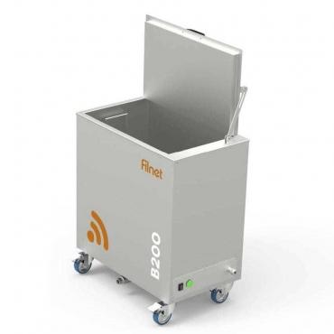 Echipament curatare filtre Filnet B200  (grasime, praf, reziduri acumulate) Teinnova - TEgras