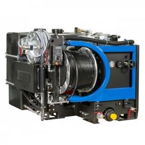 Echipament portabil desfundat/curatat canalizari cu motor termic ProfiJet T4   Rioned